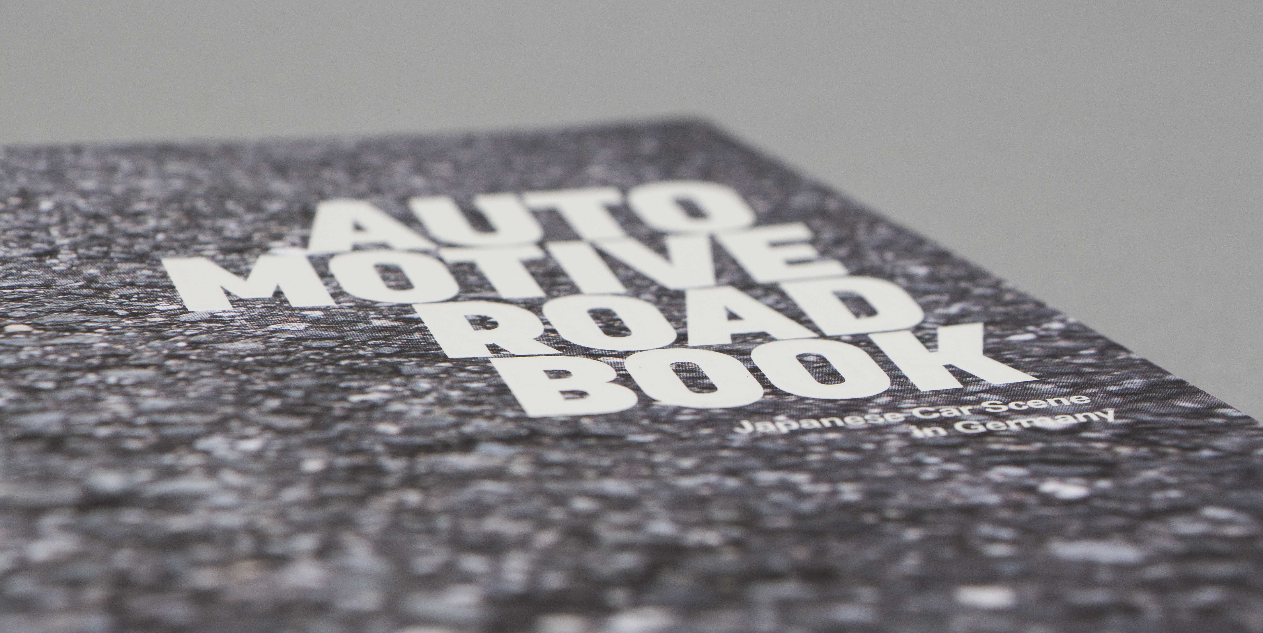 Automotive Roadbook Cover