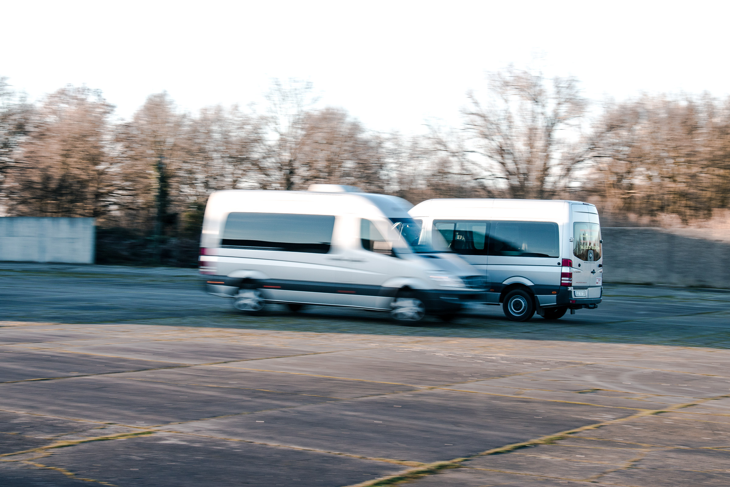 Mietbus Weeze Fotografie